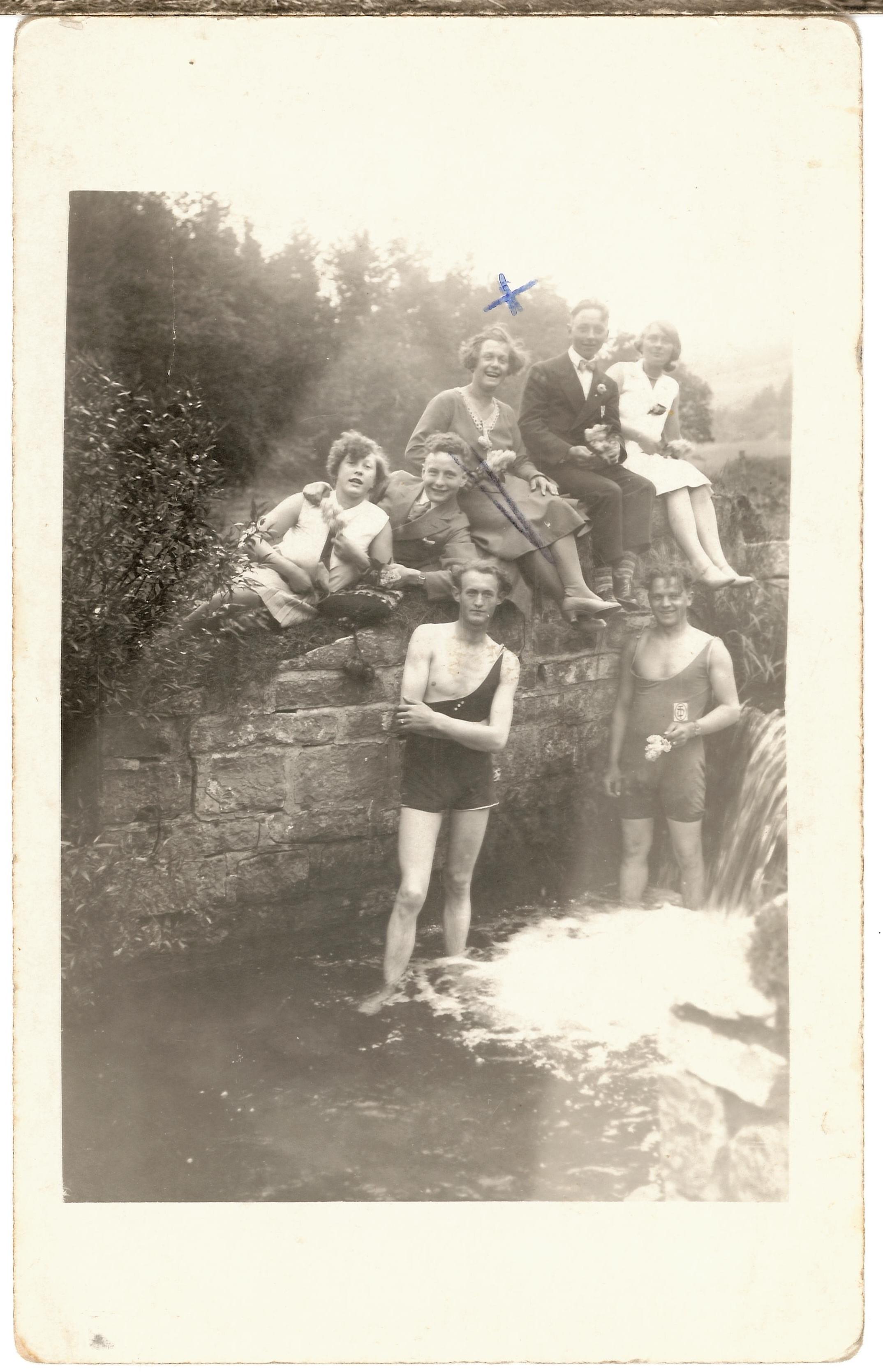 1920er Baden am Wehr