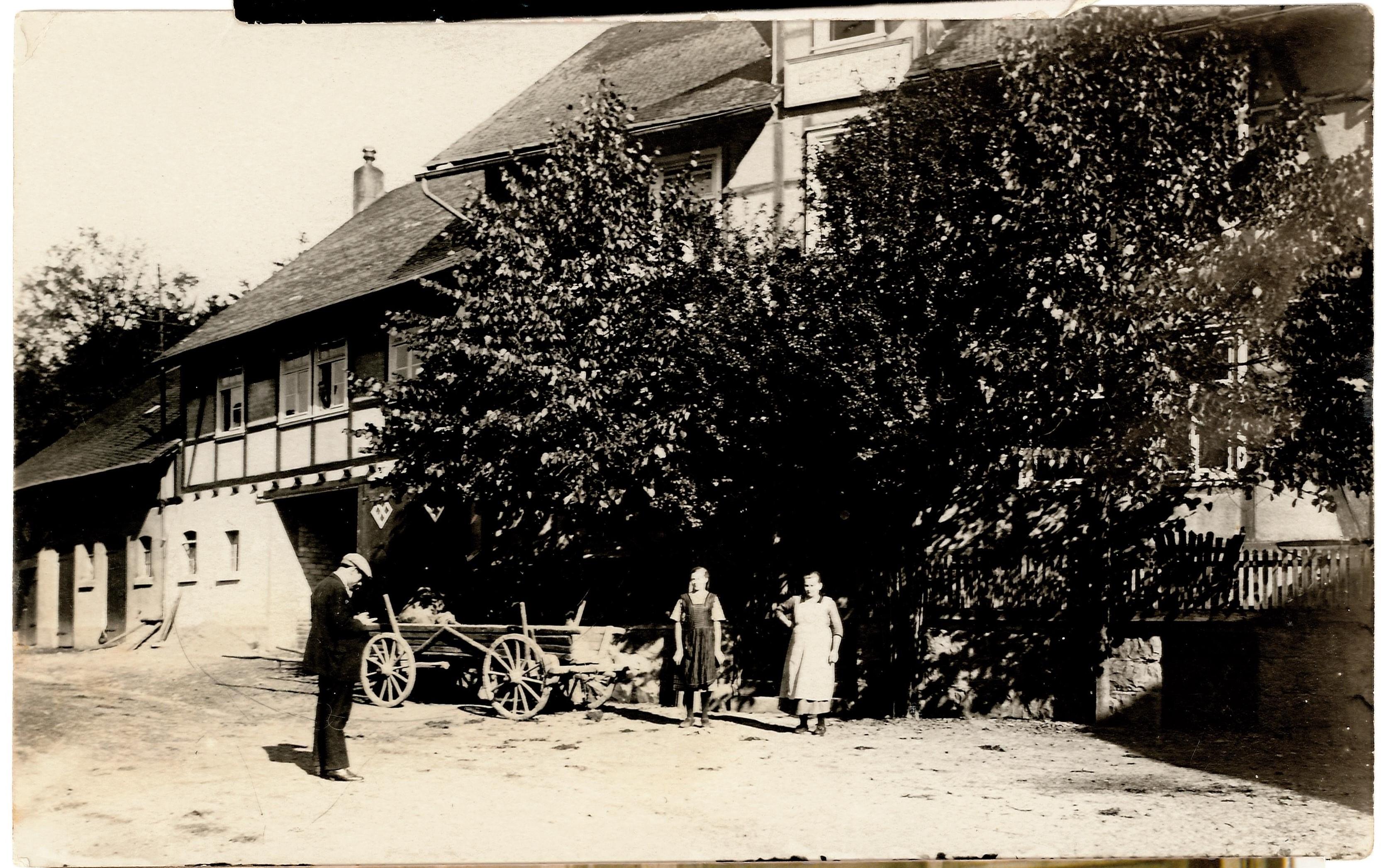 1930 Gasthof Aufmhoff