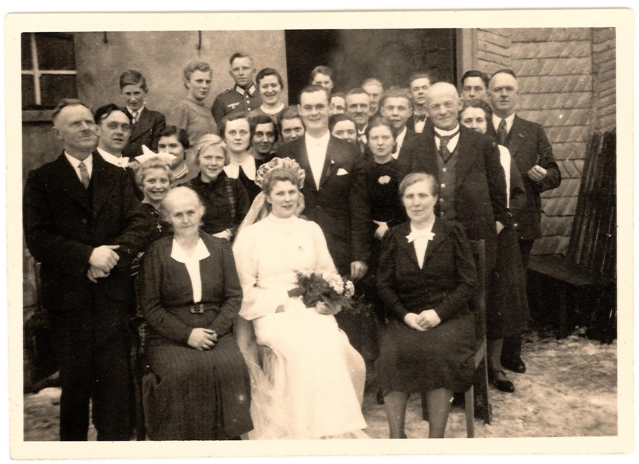 Hochzeit Josef und Mia Figge
