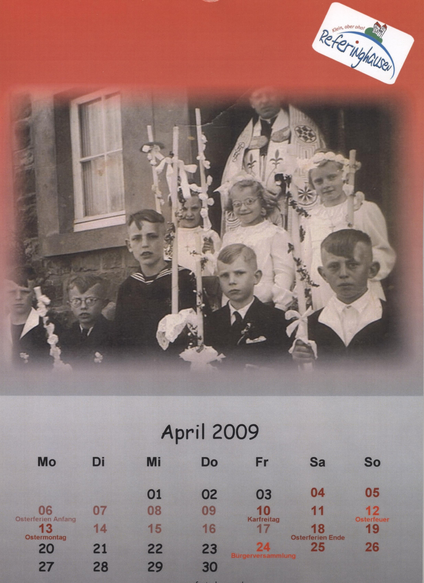 Kalender 2009 Teil 1
