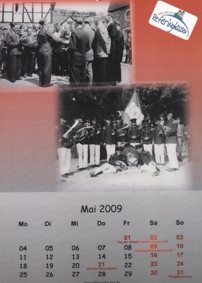 Kalender 2009 Teil 2