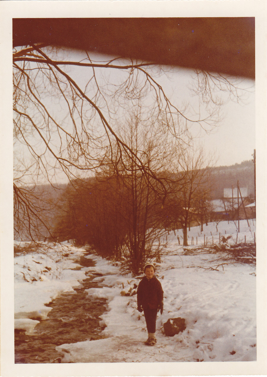 Kinderbild 1966
