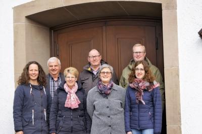 Kirchenvorstand und Pfarrgemeinderat 2018