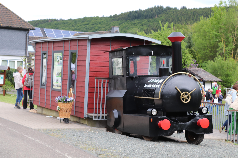 Kleinbahn Steinhelle Medebach