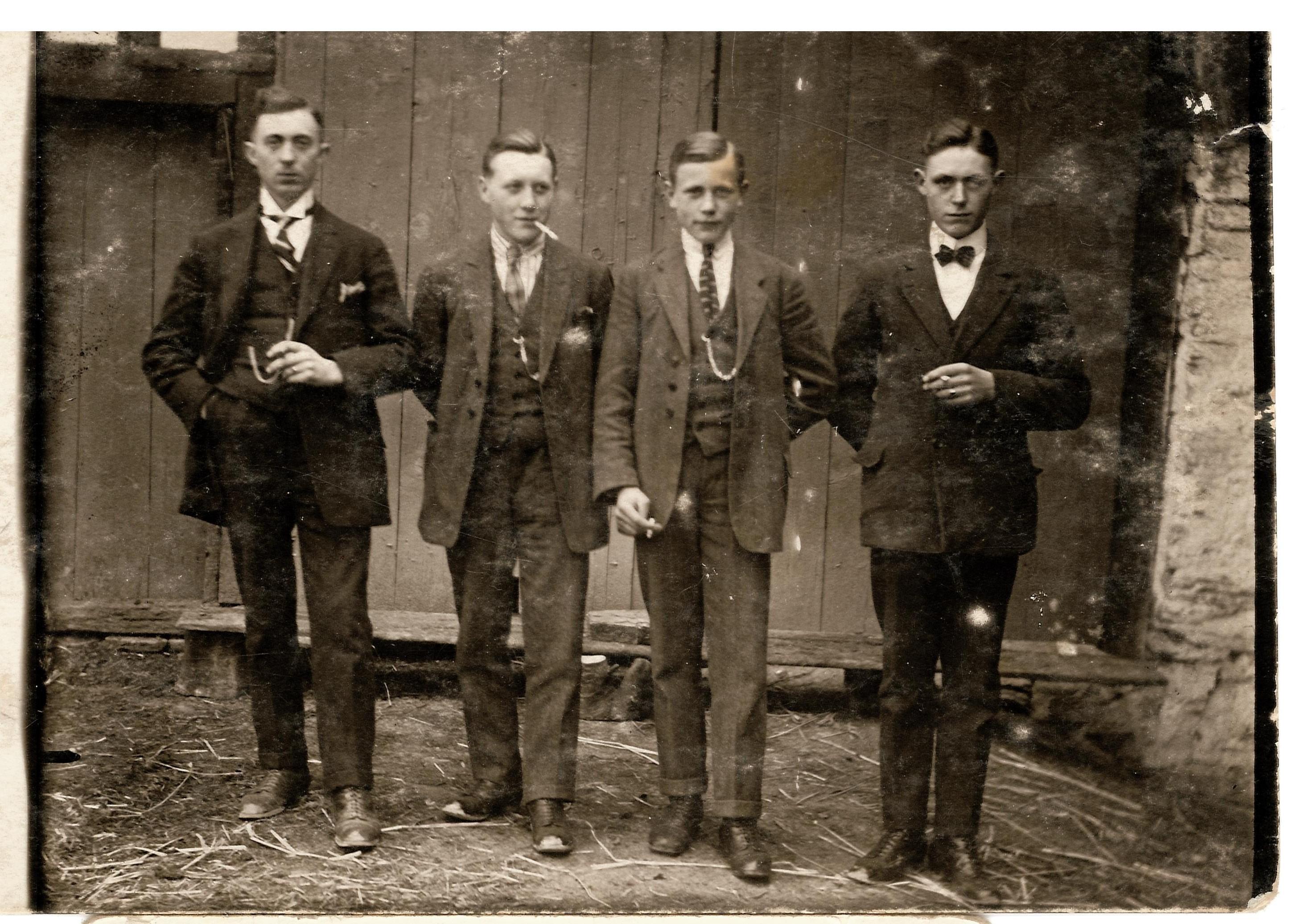 Mitglieder der Familie Aufmhoff (Heruses)