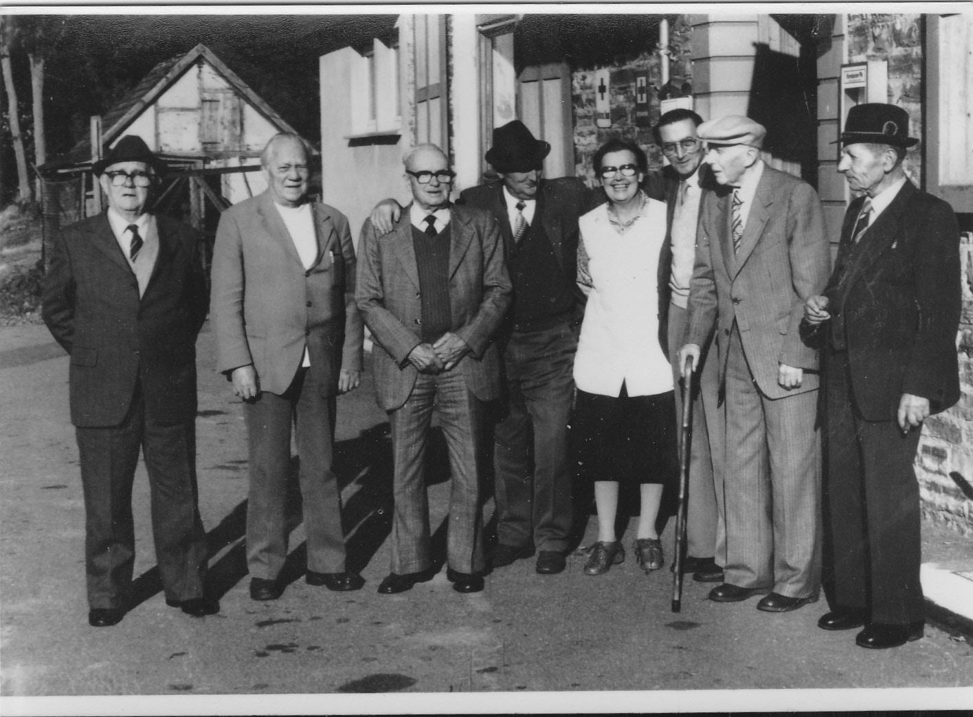 Senioren aus den 1980er Jahren